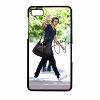 One Direction Harry Styles Hello BlackBerry Z10 Case
