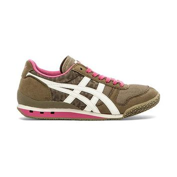 Onitsuka Tiger Ultimate 81 Sneaker in Olive