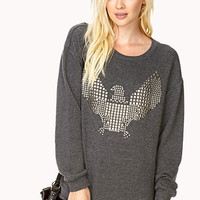 Studded Out Falcon Sweatshirt