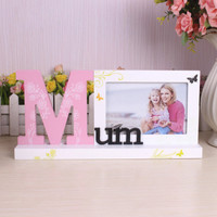 Best Gift for Mom Mothers Day Present Creative Photo Frame for Love Ones _ 850