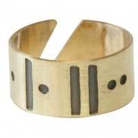 Animal Etched Ring: PETA Catalog