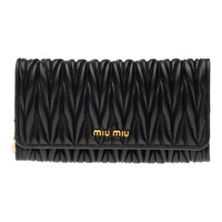Miu Miu e-store · Accessories · Wallets · Wallet 5M1365_N88_F0002
