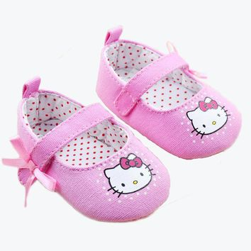 girls shoes breathable baby first walkers toddler shoes
