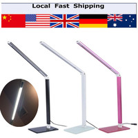 New Folding Led Reading Desk Table Lamp Eye Protection Bright 48 LED Table Lamp Reading Book Light Table Lamps Office Table