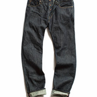 Indigo Selvedge Denim