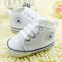 Baby Girl Shoes White