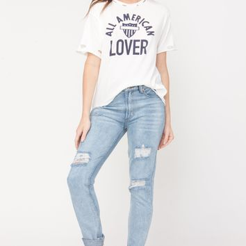 All American Lover Tee
