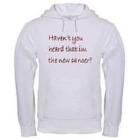 Gift Idea: Panic At the Disco  Hooded Sweatshirt by CafePress