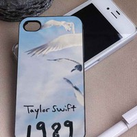 Taylor Swift 1989 | Taylor Alison Swift | iPhone 4 4S 5 5S 5C 6 6+ Case | Samsung Galaxy S3 S4 S5 Cover | HTC Cases