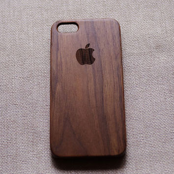 Wood iphone case,wood iphone 5 case,wood iphone 6 case,Wooden iphone 5s case with APPLE