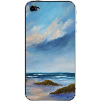 Skin for iPhone 4/4S - Summer Showers - Camaloon US