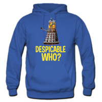 despicable who hoodie