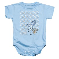 The Regular Show - Oooooh Infant Snapsuit