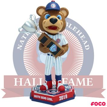 South Bend Cubs 2019 Midwest League Champions Bobblehead (Presale)