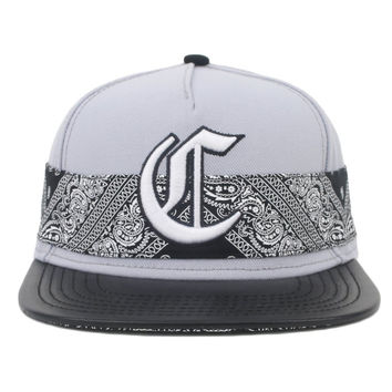 CAYLER & SONS BIG C SNAPBACK HAT