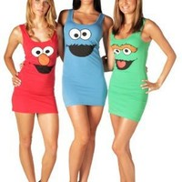Sesame Street Tunic Tank Dress