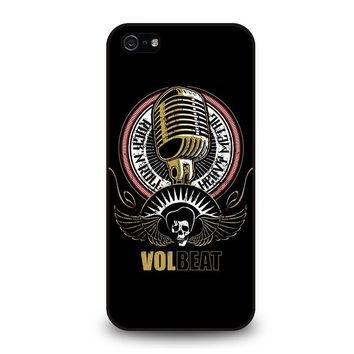 VOLBEAT HEAVY METAL iPhone 5 / 5S / SE Case Cover