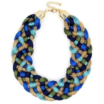 Syndey Statement Necklace