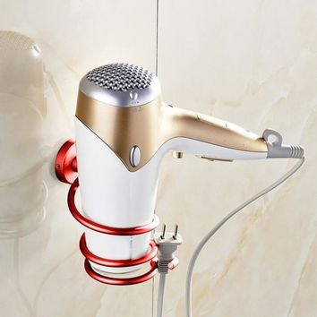 Aluminum Hair Dryer Holder