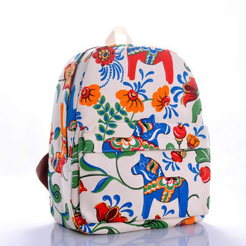 Canvas Print Backpack = 4887726212