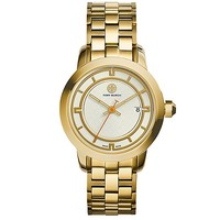Tory Burch Gold-tone/ivory, 37 Mm