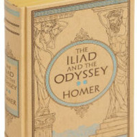 The Iliad & The Odyssey (Barnes & Noble Collectible Editions)