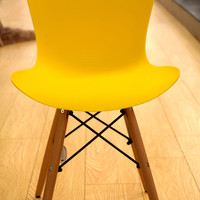 Joy Golden Yellow Chair