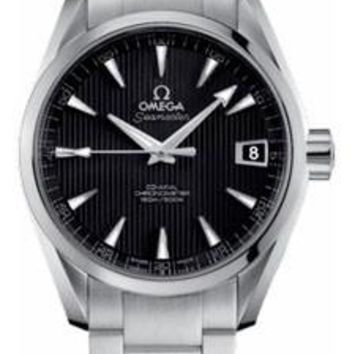 Omega - Seamaster Aqua Terra 150 M Co-Axial 38.5 mm - Stainless Steel