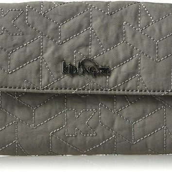 PEAPGQ6 Kipling Cash Solid Quilted Wallet Wallet