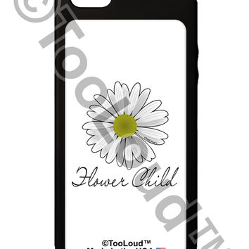 Pretty Daisy - Flower Child iPhone 5C Grip Case