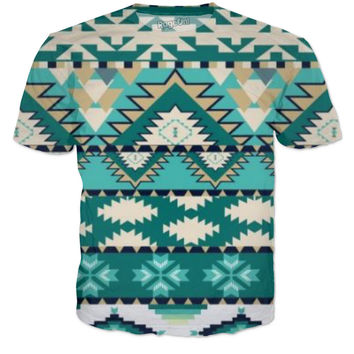 Aztec Central Tee