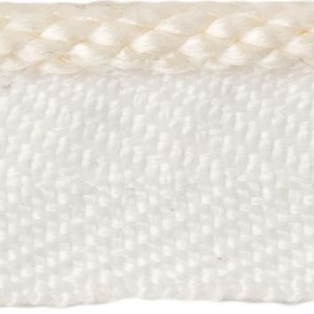 Kravet Couture Trim T30562.1 Micro Cord Pearl