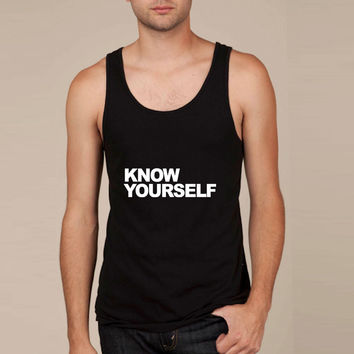 Know Yourself Tank Top