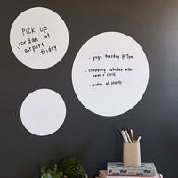 Walls Need Love Write-On Circles Wall Decal Set | Urban Outfitters