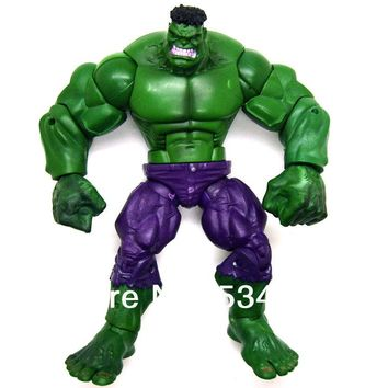 "Marvel Legends Comic Super Hero The Avengers Incredible Hulk From TRU Hulk Valkyrie 2-Pack 8"" Action Figure Figurine Toy Doll"