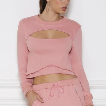 Bryony Crop Sweater