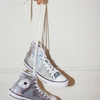 Free People Paradise Party Hi Top Chucks