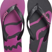 Fox Racing Women's Beached Flip Flop Sandals