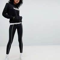 Puma Exclusive To ASOS Stirrup Legging In Black at asos.com