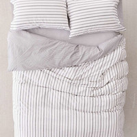 Reversible Stripe Duvet Cover | Urban Outfitters