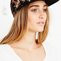Reason Floral Ditsy Snapback Cap - Urban Outfitters