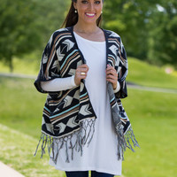 Gone With The Wind Cardi-Multi