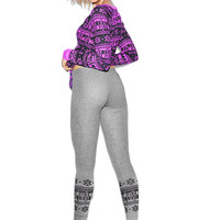 NEW! Thermal Sleep Legging