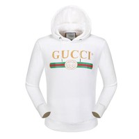 Gucci Mens Hoodies Sweatshirts With Branded Letters Luxury Designer Hoodie For Men Long Sleeve Pullover Coat Clothing M-2XL