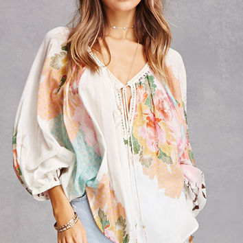 Z and L Europe Gauze Top