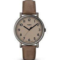 Timex Modern Easy Reader, 42mm | Bloomingdale's
