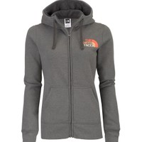 The North Face Women's Logo Full Zip Hoodie