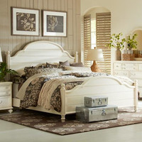 Legacy Classic Furniture Haven Panel Bed