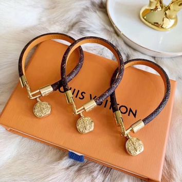 Louis Vuitton LV Alma Bracelet | M6220E - Best Online Sale