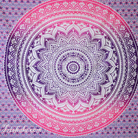 Indian Mandala Wall Hanging Mandala Tapestry
